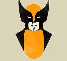 Wolverine? Or Batman? by greglaporta