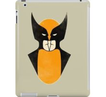 Wolverine? Or Batman? iPad Case/Skin