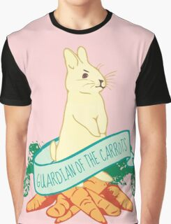 GUARDIAN OF THE CARROTS Graphic T-Shirt