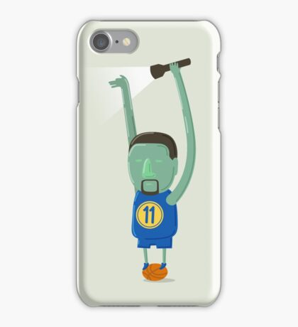 Klay Thompson Play Time iPhone Case/Skin