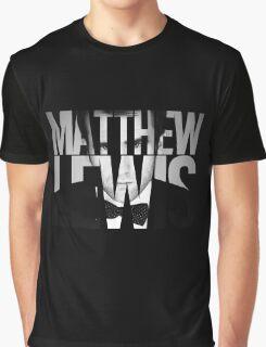 Matthew Lewis Graphic T-Shirt