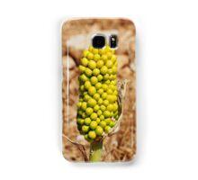 Dragon Lily seed head, Halki Samsung Galaxy Case/Skin