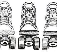 Three-Legged Race by mandyknows