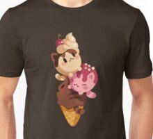 Kitty Cone Unisex T-Shirt