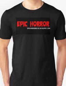 Epic Horror Blog Unisex T-Shirt