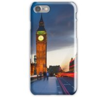 London Big Ben iPhone Case/Skin