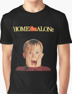 Home Alone Movie Graphic T-Shirt