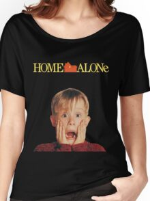 Home Alone Movie Women's Relaxed Fit T-Shirt