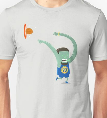 Stephen Curry Cooking Unisex T-Shirt