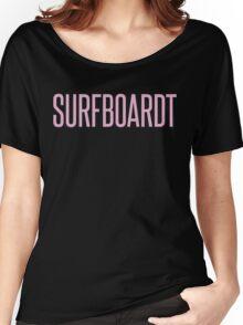 Surfboardt Women's Relaxed Fit T-Shirt