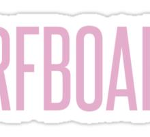 Surfboardt Sticker