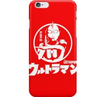 CLASSIC ULTRAMAN JAPAN SUPERHERO TOKUSATSU  iPhone Case/Skin