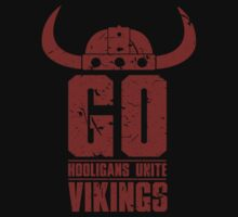 Go Vikings by Chanalli