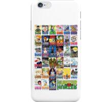 Hunter x Hunter manga covers iPhone Case/Skin