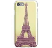 Eiffel Tower - Paris iPhone Case/Skin