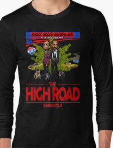endi2 Snoop Dogg The High Road Summer Tour 2016 Long Sleeve T-Shirt