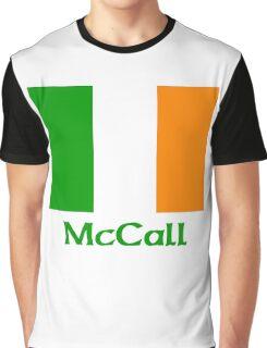 McCall Irish Flag Graphic T-Shirt