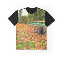 Carpet of Leaves Graphic T-Shirt