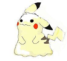 Dittochu Ditto Pikachu by ArielleAlysse