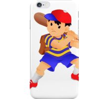 Ready for battle - Ness iPhone Case/Skin