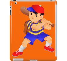Ready for battle - Ness iPad Case/Skin