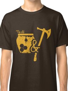 The Old Honey and Hatchet  Classic T-Shirt