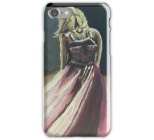 The Pink Dress iPhone Case/Skin