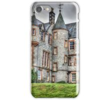 Shambellie House New Abbey Dumfries Galloway HDR Photo iPhone Case/Skin