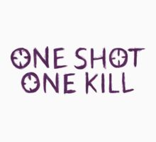 One Shot One Kill Kids Tee