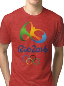 Olympics Tri-blend T-Shirt