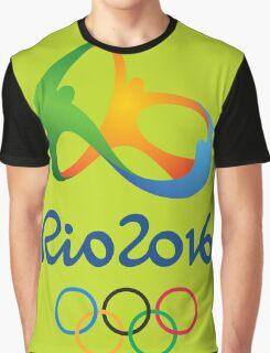 Olympics Graphic T-Shirt