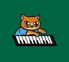Piano Kitty Unisex T-Shirt