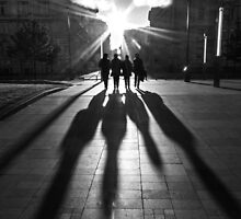 Shadows of the Beatles by Paul Madden