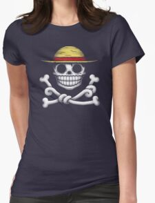 JOLLY LUFFY Womens Fitted T-Shirt