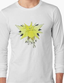 Ditto Zapdos Long Sleeve T-Shirt