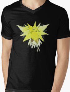Ditto Zapdos Mens V-Neck T-Shirt