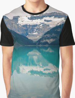 Landscape Mountain Graphic T-Shirt