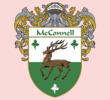 McConnell Coat of Arms/Family Crest One Piece - Short Sleeve