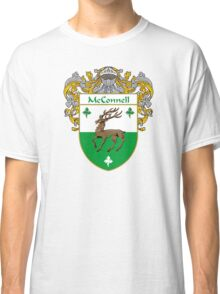 McConnell Coat of Arms/Family Crest Classic T-Shirt