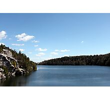 Minnewaska Lake Photographic Print