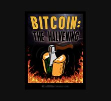 Bitcoin: The Halvening Unisex T-Shirt
