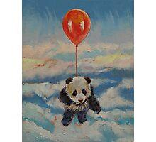 Balloon Ride Photographic Print