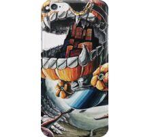 Pumpkin Pirate Submarine iPhone Case/Skin