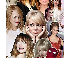 Emma Stone by evelynpina