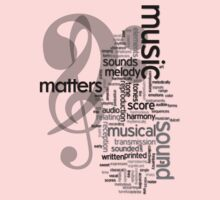 Music Matters Kids Clothes