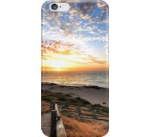 Stairs to the Sunset iPhone Case/Skin