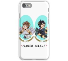 Player Select iPhone Case/Skin