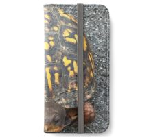 Eastern Box Turtle - Live If you like, please purchase, try a cell phone cover thanks iPhone Wallet/Case/Skin