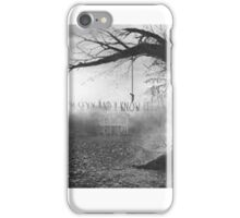 The Conjuring 2 Good iPhone Case/Skin