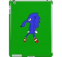 Bold and Fast (Gotta Go Brash) iPad Case/Skin
